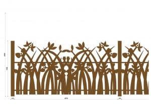 Ikonen, iconen, Elyseese Velden, poorten, hekken, inrijpoorten, beeldendkunstenaarsduo Adelheid & Huub kortekaas, poorten, hekwerk,