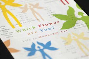 99.999 Bloemen, Which Flower are You?, BloemMens, Gouden Plant , kunstenaarsduo Adelheid & Huub Kortekaas, De Tempelhof, wereldwijd Zaaiproject, verbindend kunstwerk, vreedzame multiculturele samenleving, community art, Quantum Art, bloemen, Zaaiproject