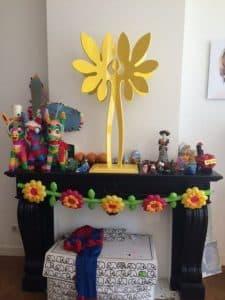 Which Flower are You?, BloemMens, Gouden Plant , kunstenaarsduo Adelheid & Huub Kortekaas, De Tempelhof, wereldwijd Zaaiproject, verbindend kunstwerk, vreedzame multiculturele samenleving, community art, Quantum Art, bloemen, Zaaiproject