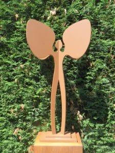 Which Flower are You?, Zaaiproject 99.999 MensBloemen, kunstenaarsduo Adelheid & Huub Kortekaas, De Tempelhof, community art, Quantum Art, wereldwijd Zaaiproject,
