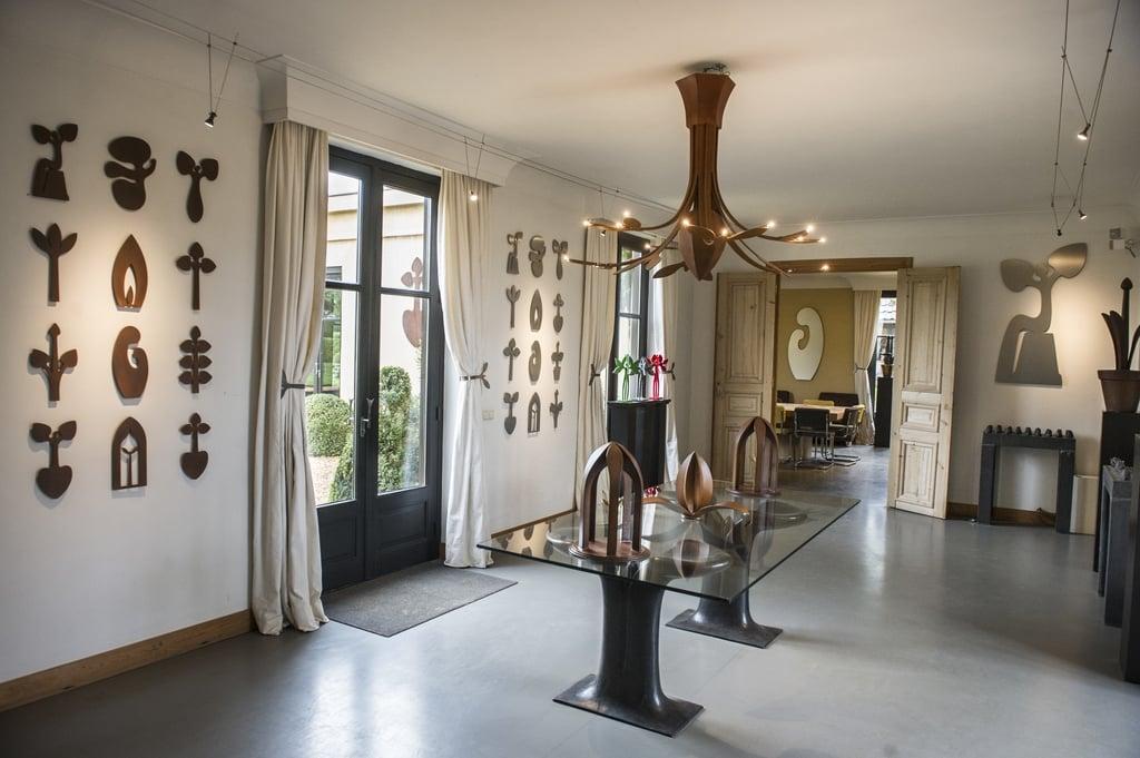 De Tempelhof, kunstenaarsduo Huub & Adelheid Kortekaas, Kiemen planten voor een spirituele renaissance, Trouw